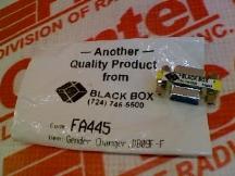 BLACK BOX CORP FA445