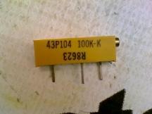 SPECTROL 43P104-100K-K