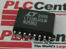 LINEAR TECHNOLOGY IC1181AISW