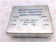 MICROPOWER F2504RW