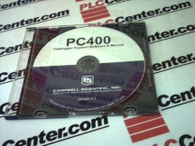 CAMPBELL SCIENTIFIC INC PC400