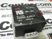 RS COMPONENTS 591-281