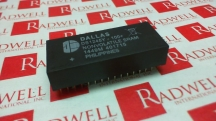 DALLAS SEMICONDUCTER DS1245Y-100