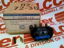 JOHNSON CONTROLS C-2220-12