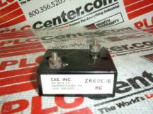 CKE INC Z660EH6