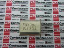 FOX 98304MHZHC49