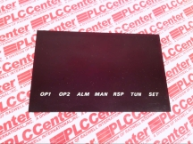 WEST CONTROL SOLUTIONS 2800-FACEPLATE-RED
