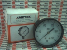 AMETEK US GAUGE P500-1/4IN-CBM