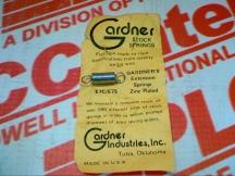 GARDNER SPRINGS E7C/E7S