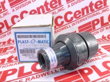 PLAST-O-MATIC VALVES INC VBM075V-PV
