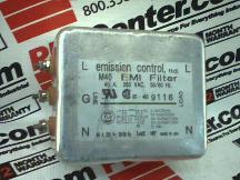 EMISSION CONTROL M40