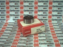 NICE BALL BEARING 1604-DC-TN-1