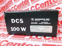 INTRONICS DCS100-2/15/2
