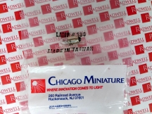 CHICAGO MINIATURE 386