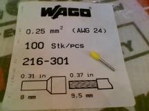 WAGO 216-301