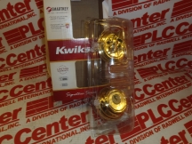 KWIKSET CORPORATION 980-3-SMT-CP