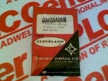 CLEVELAND TWIST DRILL 5-4243-114000