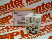 S&S ELECTRIC LE2-12-5511
