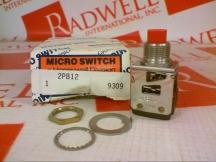 MICROSWITCH 2PB12