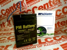 SENTRY BATTERY PM640F1