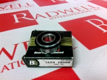 BEARINGS LIMITED 1604-2RS-NR