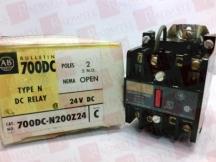 ALLEN BRADLEY 700DC-N200Z24