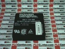 POWER GENERAL HD1-15-5B