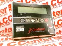CARDINAL SCALES 204-12VDC