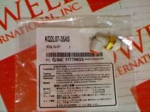 SMC KQ2L07-35AS