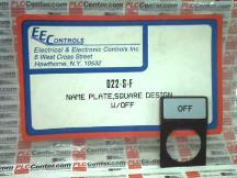 EEC AEG D22-S-F