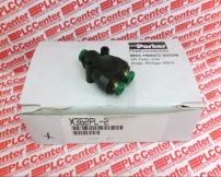 PARKER FLUID CONNECTORS X362PL-2