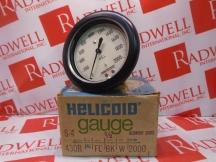 HELICOID 430R-4-1/2-FL-BK-W-2000