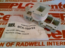 WEG BCA-105V23