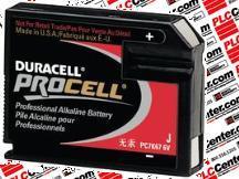 DURACELL PC7K67DB