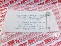 KEYSTONE CARBON RL3006-50-50-25-PTO