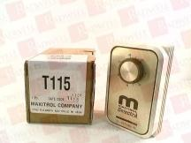 MAXITROL T115