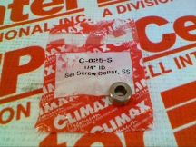 CLIMAX METAL PRODUCTS CO C-025-S