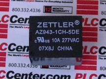 AMERICAN ZETTLER AZ9431CH12DE