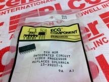 SYLVANIA ECG ECG808