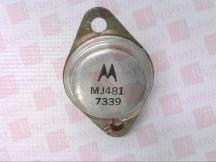 NXP SEMICONDUCTOR MJ481