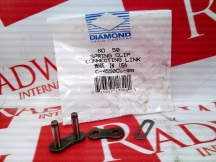 DIAMOND CHAIN C-4550CL-08