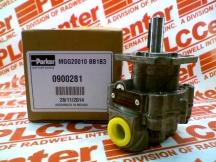 PARKER HYDRAULIC MOTOR DIV MGG20010-BB1B3