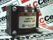 PACIFIC TRANSFORMER L050