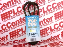 DAYCO RUBBER 17425