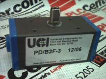 UCI PD/B2F-3