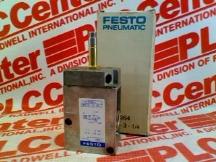FESTO ELECTRIC 9964MFH-3-1/4