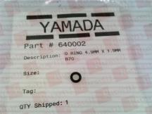 YAMADA PUMP 640002