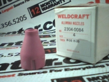 WELDCRAFT 2304-0084