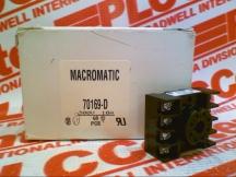 MACROMATIC 70169-D