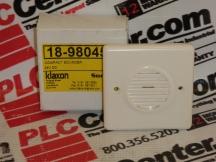 KLAXON SIGNALS 18-980456